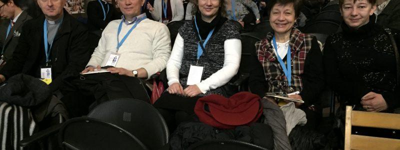 Relacja z 43 Kongrecji odpowiedzialnych Ruchu Światło-Życie w Częstochowie 2018 roku