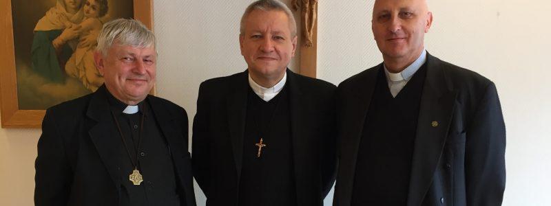 Sympozjum teologiczno-pastoralne – Schönstatt, 10-15.04.2018