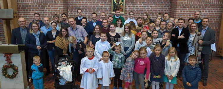 Dzień Wspólnoty Domowego Kościoła Monachium, 19.10.2019